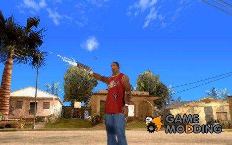 Выбор стиля стрельбы для GTA San Andreas