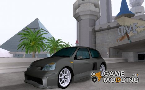 Renault Clio Sport V6 for GTA San Andreas