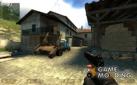 Bullethead Darkstorn Kimber для Counter-Strike Source