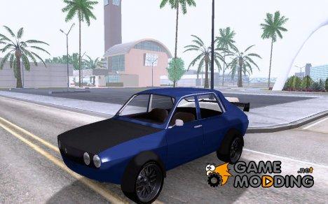 Dacia BTT для GTA San Andreas