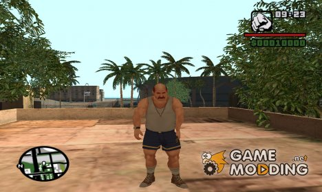 Тренер из игры Bully for GTA San Andreas