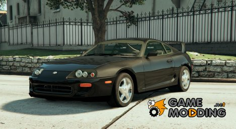 1998 Toyota Supra RZ 1.0 for GTA 5