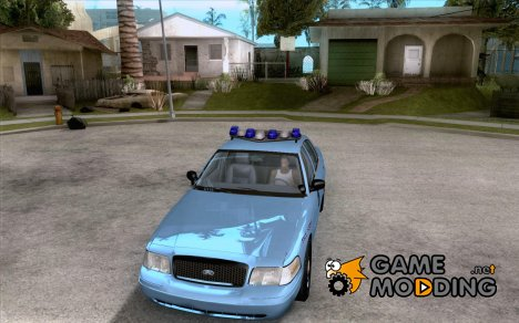 Ford Crown Victoria Maine Police for GTA San Andreas