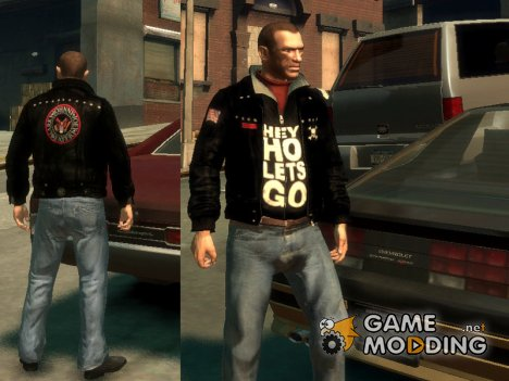 The Ramones Leather Jacket for GTA 4