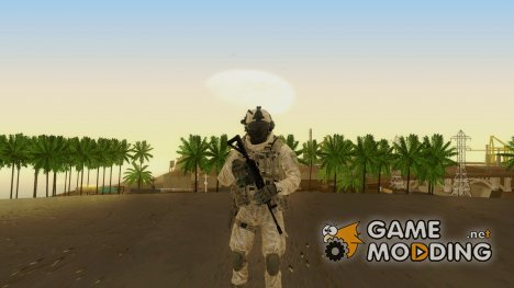 COD MW2 Shadow Company Soldier 2 для GTA San Andreas