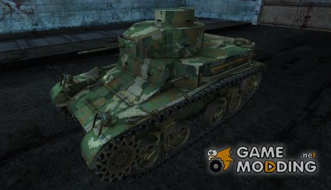M2 lt от sargent67 для World of Tanks