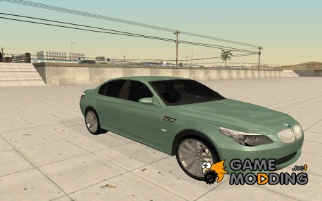 BMW M5 e60 v2 for GTA San Andreas