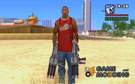 Ripper из Duke Nukem Forever for GTA San Andreas