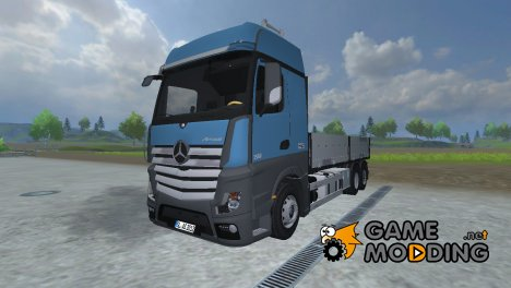 Mercedes-Benz Actros IV для Farming Simulator 2013