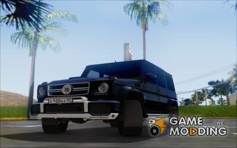 Brabus B65 Angry for GTA San Andreas