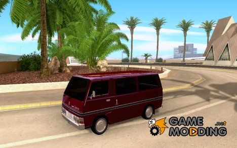 Nissan Caravan E20 for GTA San Andreas