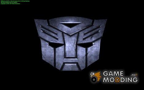 Загрузочные картинки в стиле TransFormers for GTA San Andreas