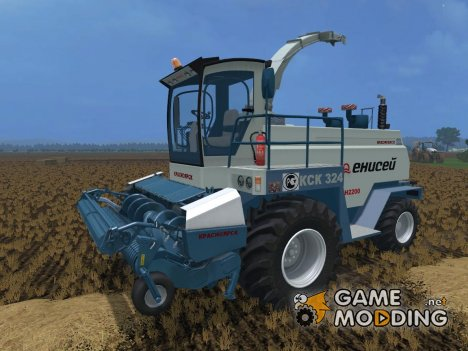 Енисей-324 Beta for Farming Simulator 2015