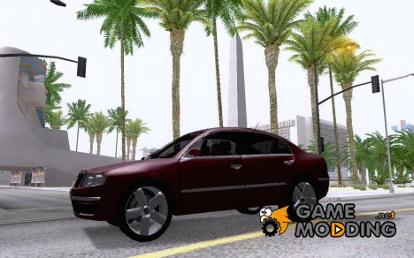 Skoda Superb for GTA San Andreas