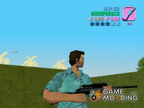 Ramington700VS SF для GTA Vice City