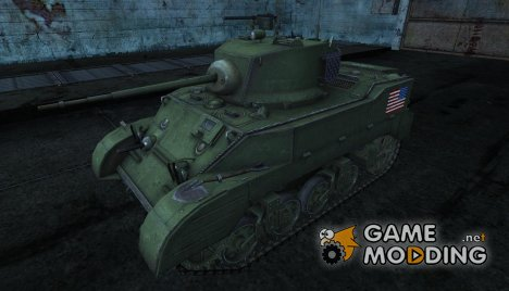 M5 Stuart COJIDAT for World of Tanks