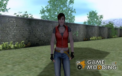 Claire Redfield для GTA San Andreas