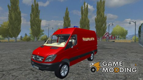 Mercedes-Benz Sprinter 311 CDI for Farming Simulator 2013