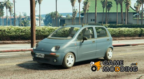Daewoo Matiz for GTA 5