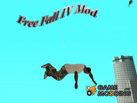 Free Fall IV for GTA San Andreas