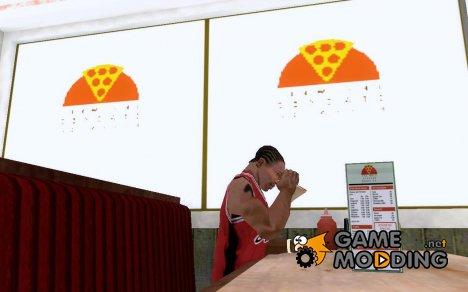 Real Eating for GTA San Andreas