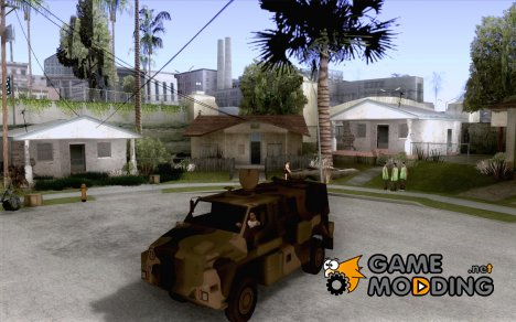 Australian Bushmaster for GTA San Andreas
