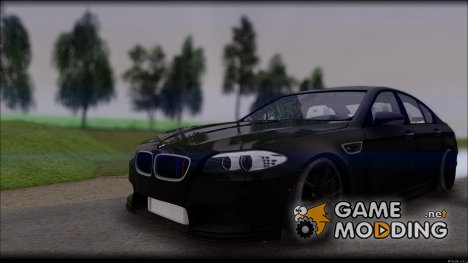 BMW M5 F10 2012 HAMANN for GTA San Andreas