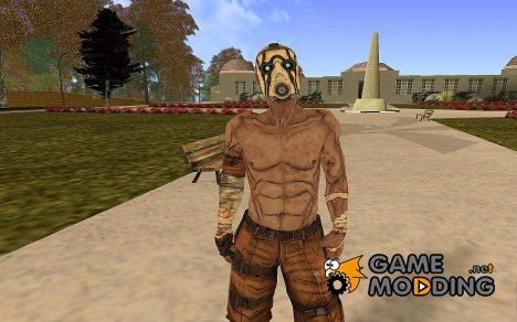 Psycho Bandit (Borderlands 2) для GTA San Andreas
