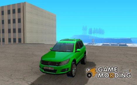 Volkswagen Tiguan 2012 for GTA San Andreas