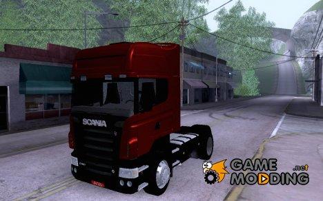 Scania R580 V8 Topline для GTA San Andreas