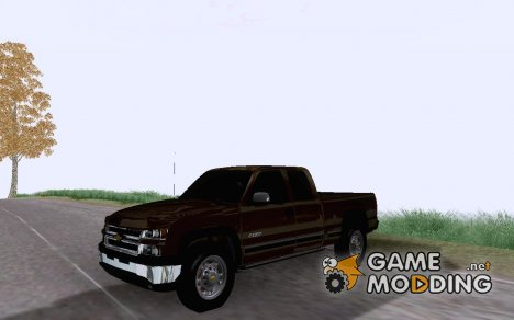 Chevrolet Silverado 2006 4x4 for GTA San Andreas