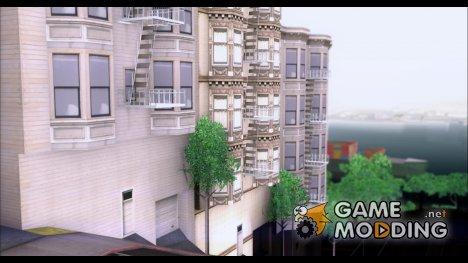 FF TG ICY ENB V2.0 для GTA San Andreas
