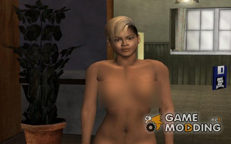 Happy Birthday Rihanna for GTA San Andreas