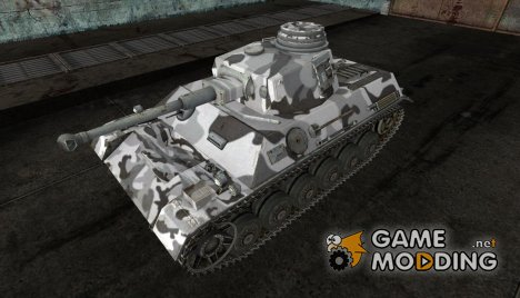 PzKpfw III/VI 02 for World of Tanks
