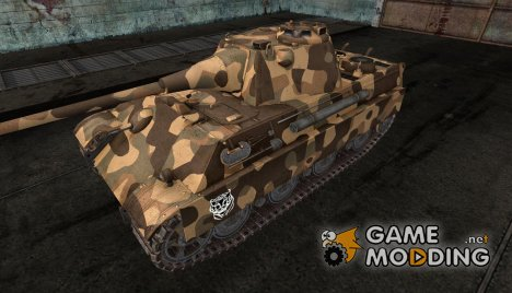 PzKpfw V Panther II npanop116rus for World of Tanks