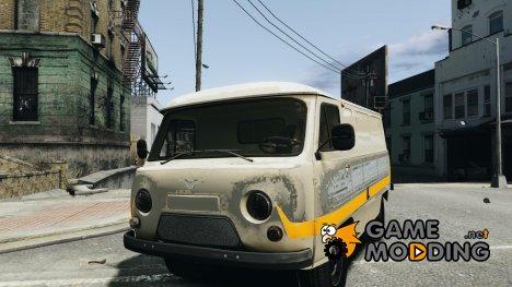 УАЗ 3741 - Батон for GTA 4