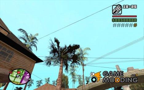 Новые звезды для худа №5 for GTA San Andreas