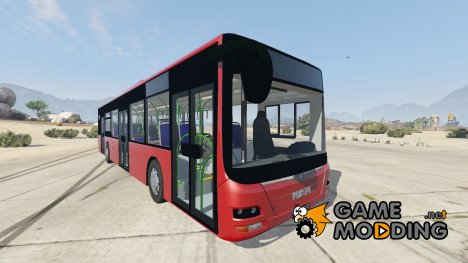 Man Lions City A37 1.2.1 for GTA 5
