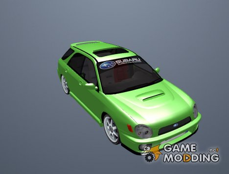 Subaru Impreza WRX Universal for GTA San Andreas