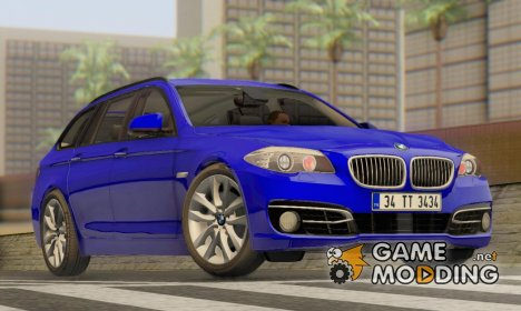 Bmw 530d F11 for GTA San Andreas
