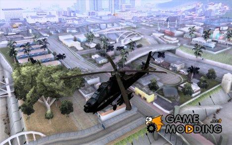 АН-64 Apache for GTA San Andreas