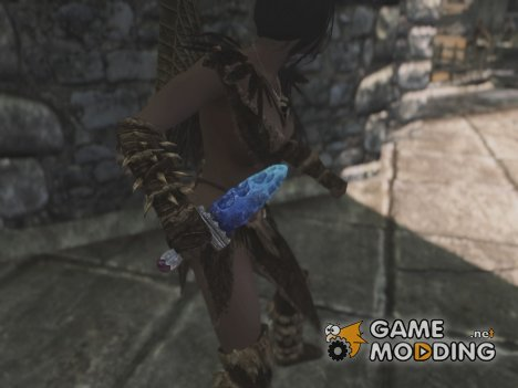 Кристалльный кинжал для TES V Skyrim