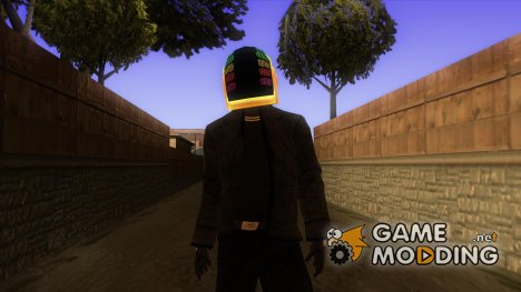 Daft Punk v.2 for GTA San Andreas