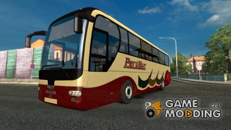 MAN Lion Coach Bus for Euro Truck Simulator 2