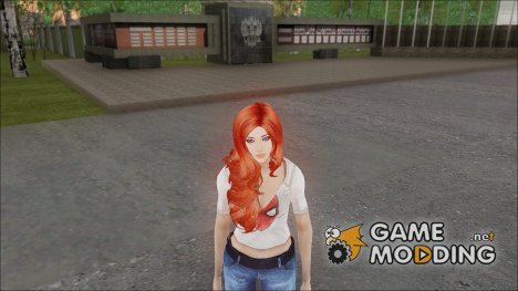 Mary Jane for GTA San Andreas
