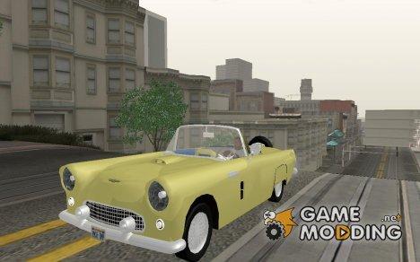 1956 Ford Thunderbird for GTA San Andreas