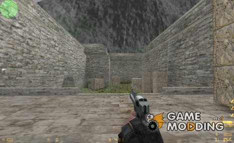 Perfection deagle on shortez anims for CS 1.6 for Counter-Strike 1.6