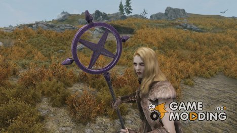 Ancient Staff для TES V Skyrim