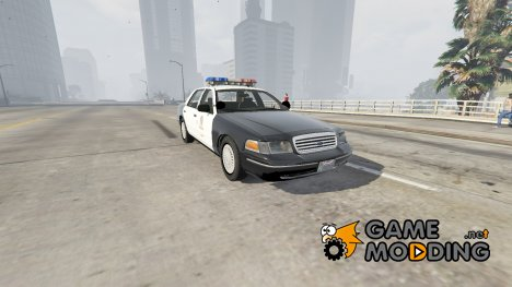 1998 Ford Crown Victoria P71 - LAPD 1.1 for GTA 5