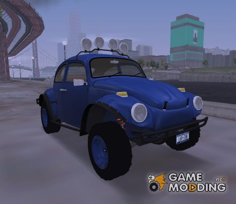 VW Beetle Baja Bug для GTA 3
